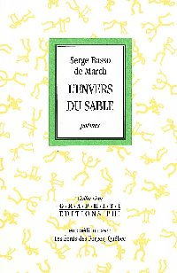 L'envers de sable de Serge Basso de March