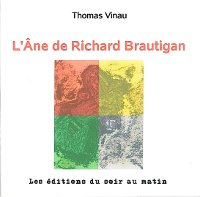 L'Ane de Richard Brautigan
