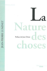 La nature des choses