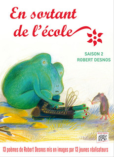 En sortant de l'école / Collection Desnos