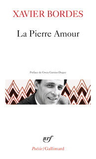 La pierre Amour de Xavier Bordes