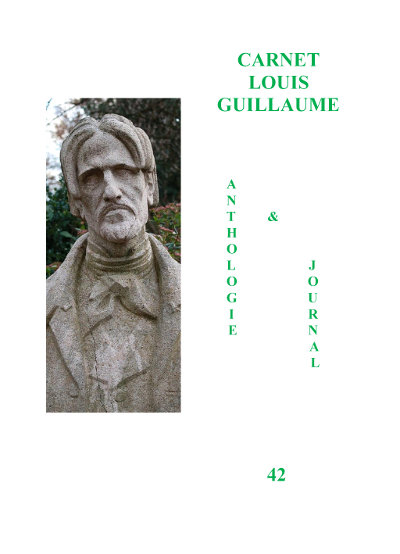 Carnet Louis Guillaume n°42 - Anthologie et Journal