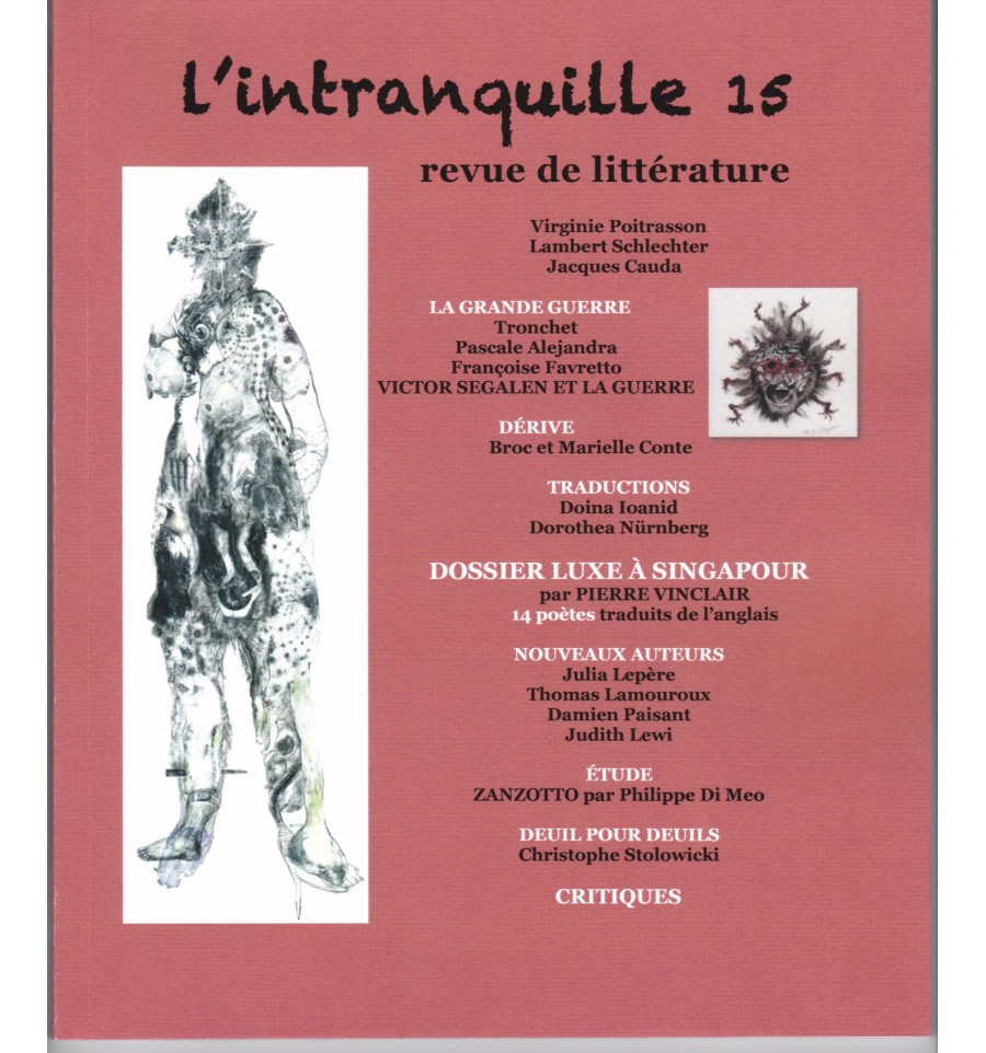 L'intranquille n°15