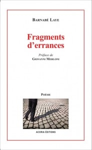 <i>Fragments d'errances</i>