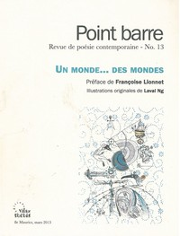 Point barre n°13