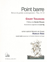 Point barre